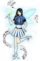 Marching Band Fairy? by Lizabeezer