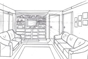 1 Pt. Room study by Saronicle