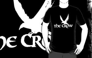 The Crow T-Shirt by drg