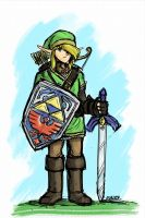 A Link to the Past and Present by joshmauser
