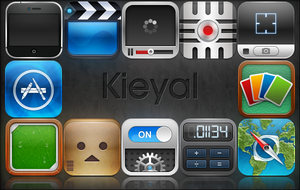 Kieyal Hd and Sd and iPad by Jessie9191