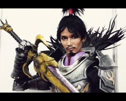 Demon king, Nobunaga Oda by carlosdouglas