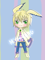 Bunny Adoptable Auction [CLOSED] by Mishierru