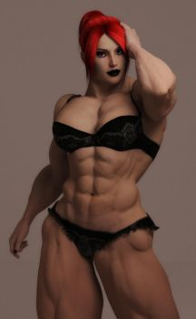 Growth Drive 29/04/2015 by fantasymuscle