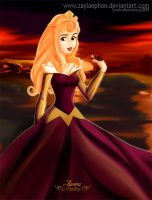 Princess Aurora by ZaylaEphon