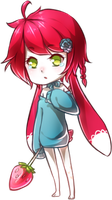 Chibi Lel by REcilince