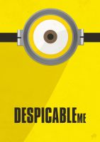oh, Despicable Me by Fraawgz