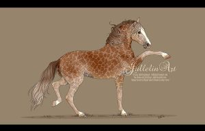 Fantasy Horse Auction #1 - Ended by Jullelin