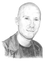 Michael Rosenbaum Lex Luthor by grohlsguitar