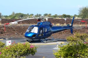 Helicopter by CAStock
