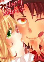 TnB-Happy Valentine by sillyyellow