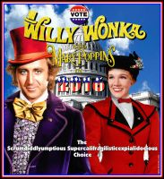 Wonka - Poppins in 2016! by Rabittooth