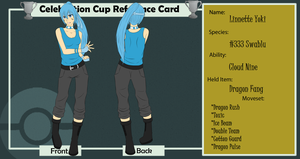.PP Celebration Tourney Reference Card. by Melodious-X