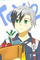 Chef Ludger by NiaAmakura