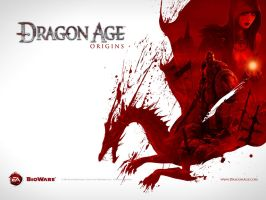 Dragon Age:origin by Justvon