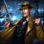 Dick Tracy by Aioras