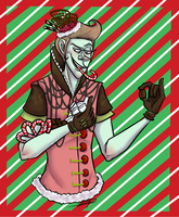 chrimmus candy by LucidDreamPop