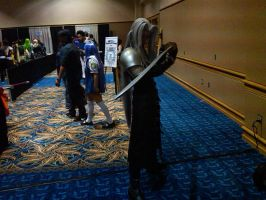 MetroCon8 Sephiroth by AnimeFanaticWilly