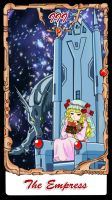 B'T X Tarot The Empress by Shirei-Shou