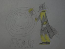 The Power of FEAR by LykosetheLycan