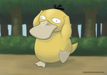 054 Psyduck by EnigmaBerry