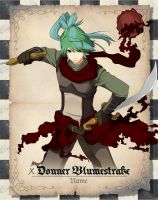PPalace: Donner Blumestrasse by Arechan