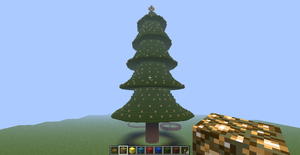 Giant Christmas Tree! :D by Hypherius241