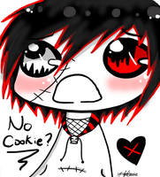 No cookie? by xXBleedingInsanityXx