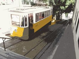 Old Tramway by PatriciaG