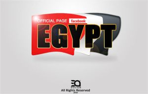 EGYPT Page on Facebook Logo by ebnyousry