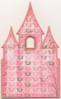 Mini Scrapbook Castle 07 by caffeine2
