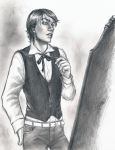 +HP+ . This Charming Man by LadyBelial
