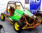 SeoYoung University High Performance Race Kart by toyonda