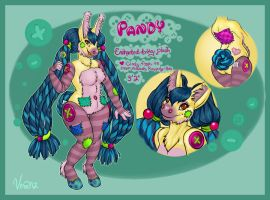 Pandy by Blattaphile