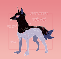Strange doggo auction - closed by Chigle