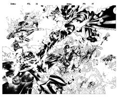 XMen 193 og 13 and 14 by TimTownsend