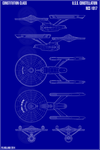 USS Constellation NCC-1017 - Constitution Refit by Phaeton99