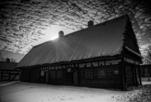 winter in the country. by PatiMakowska