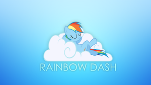 Rainbow Dash by Fiftyniner