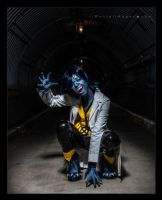 Lady Beast Snarl by Reign-Cosplay