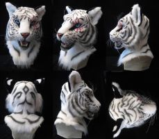 Kira Tiger Mask by Monoyasha