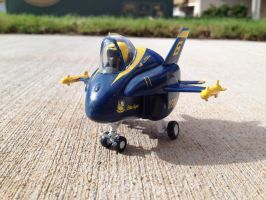 F/A-18 Blue Angels Egg Plane by Jetster1