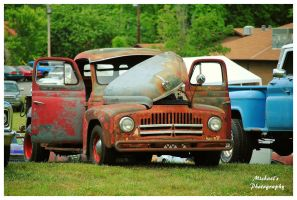 International Harvester Rat Rod Truck by TheMan268