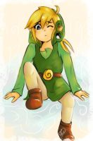 Link and Elzo by Twilight--Hope