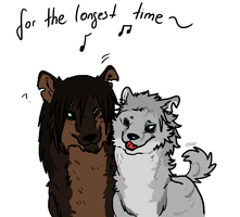 for the longest time by wolffuchs
