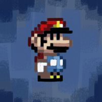Mario Paint 1 of 3 by mythsnlore