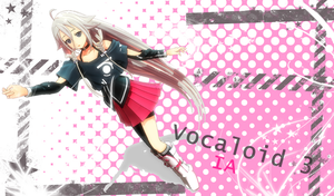.:VOCALOID 3-IA:. by S2KawaiiNekoS2