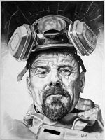 Walter White by scratbox
