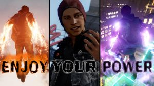 InFAMOUS Second Son - Enjoy your power ALT by Valtekken
