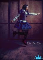 Rikka by elitecosplay
